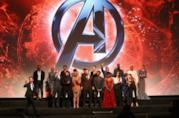 Il cast di Avengers: Infinity War alla prima mondiale del film