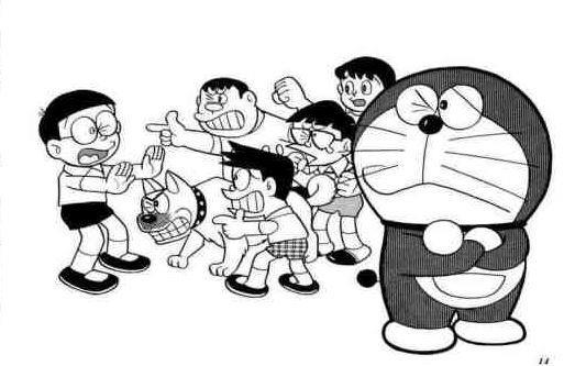 Doraemon e Nobita, che coppia!