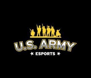 Il logo del team eSport dell'US Army