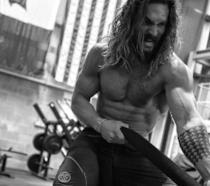 Jason Momoa, Aquaman si dà alla Haka