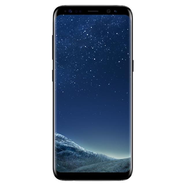 Immagine stampa del Samsung Galaxy S8