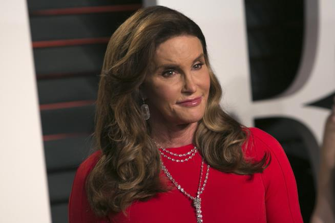 Primo piano di Caitlyn Jenner