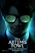 Artemis Fowl nel primo teaser poster del film