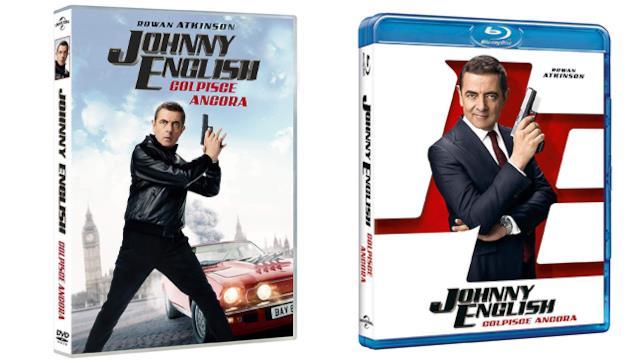 Johnny English colpisce ancora - Home Video - DVD e Blu-ray