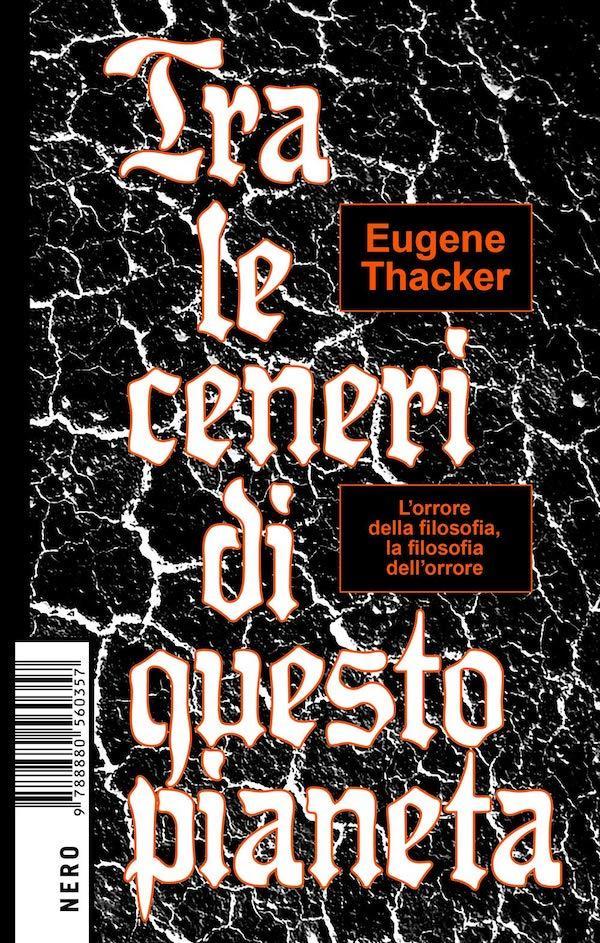 La copertina italiana di Tra le ceneri di questo pianeta