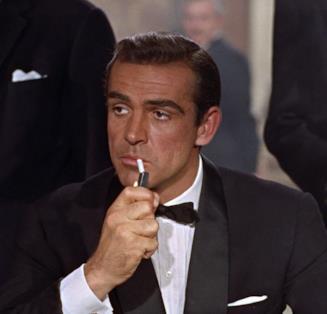 Sean Connery in Licenza di uccidere