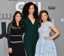 Upfront 2018: il cast di Streghe