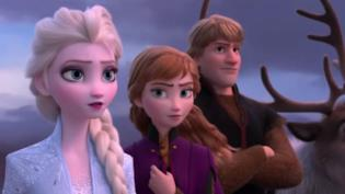 Frozen 2 i protagonisti