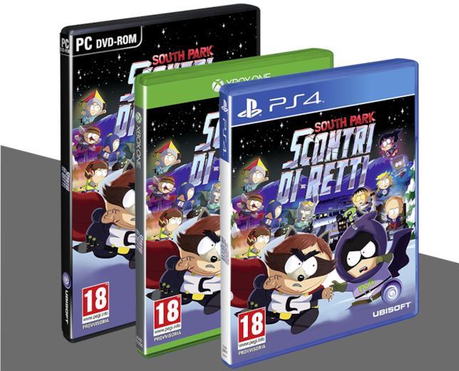 South Park: Scontri Di-Retti per PC, PS4 e Xbox One