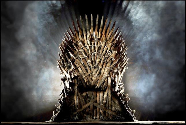 Il Trono di Spade voluto da Aegon