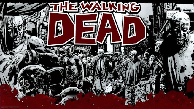 Il fumetto di The Walking Dead pubblicato in Italia da saldaPress festeggia 15 anni