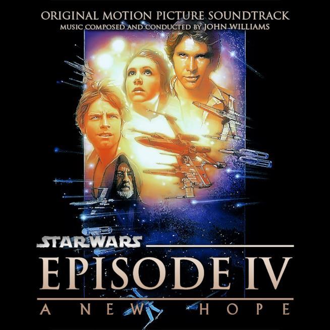Copertina del CD Episodio IV