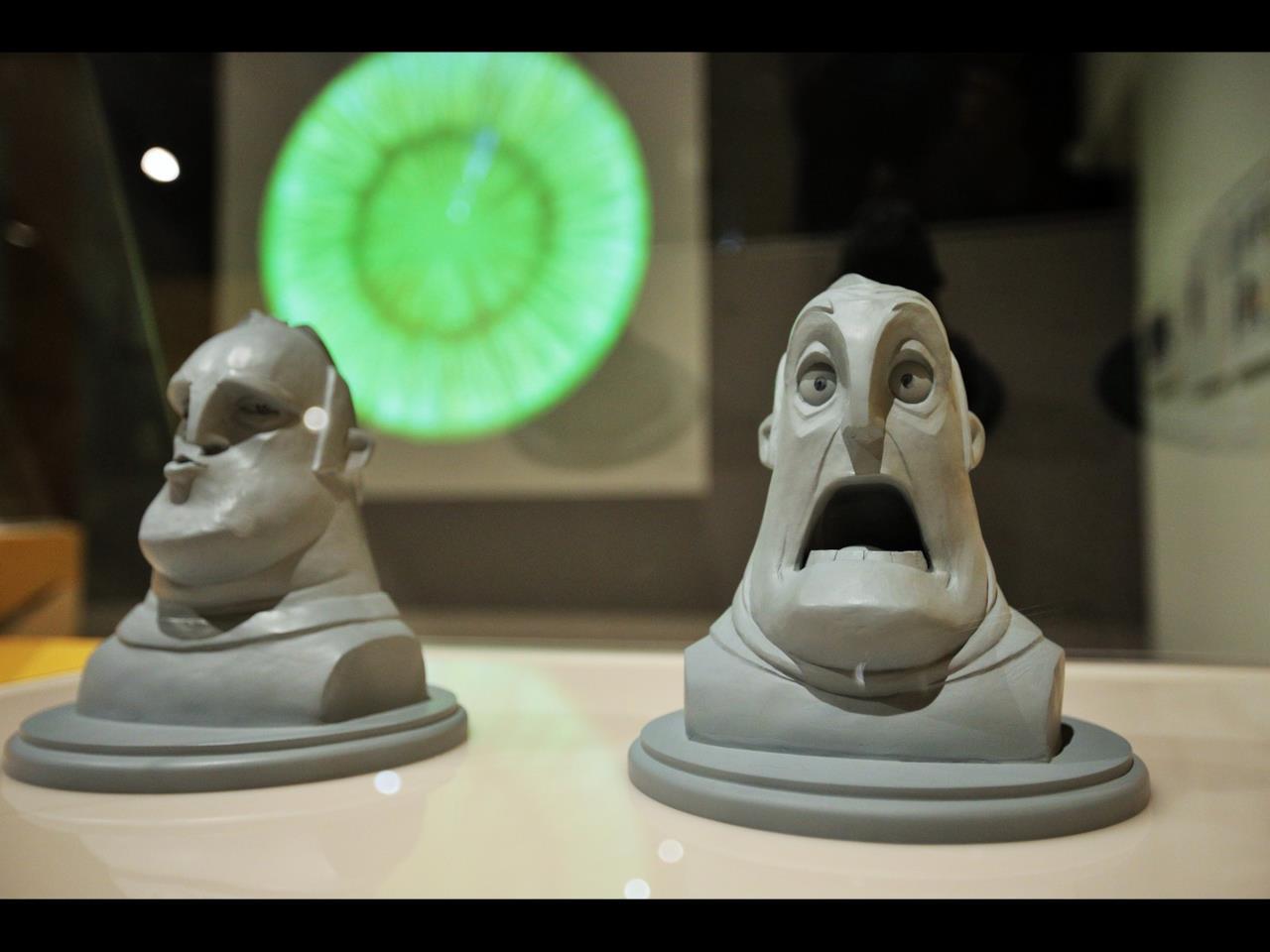 Uno dei personaggi de Gli Incredibili, uno dei capolavori Pixar