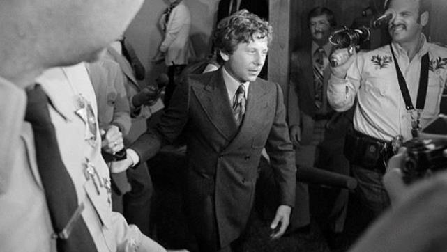 Roman Polanski arrestato nel 1977
