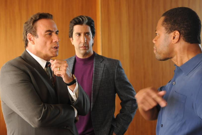 Robert Shapiro interpretato da John Travolta