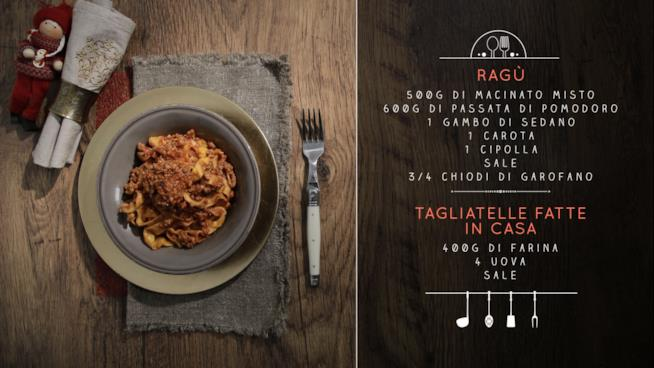 La ricetta del ragù alla bolognese