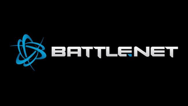 Il logo del sito Blizzard, Battle.net