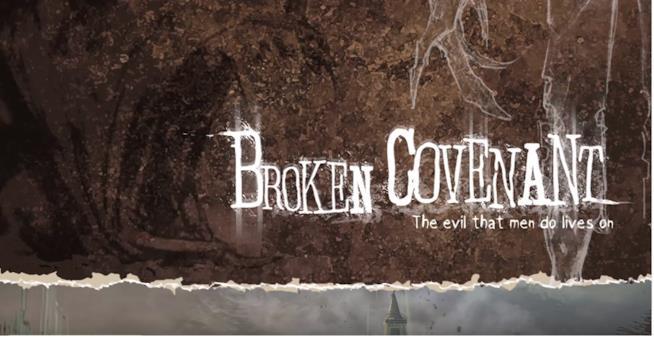 Copertina di Silent Hill: Broken Covenant
