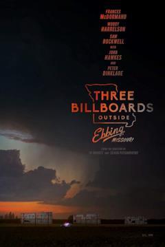 La locandina promozionale statunitense del film
