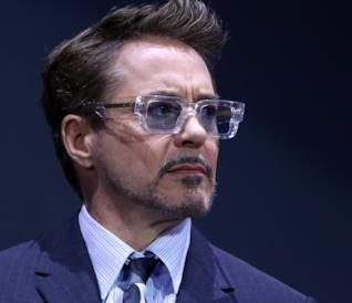 Robert Downey Jr. a un evento pubblico