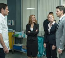 X-Files: Mulder, Scully, Einstein e Miller in Babilonia