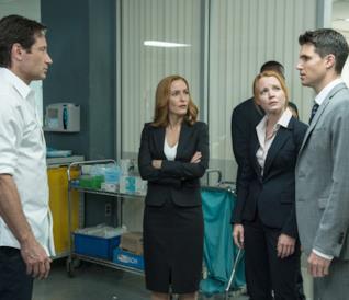 X-Files: Mulder, Scully, Einstein e Miller in Babilonia