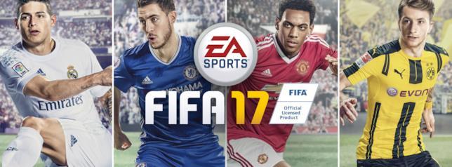 FIFA 17 in uscita il 29 settembre
