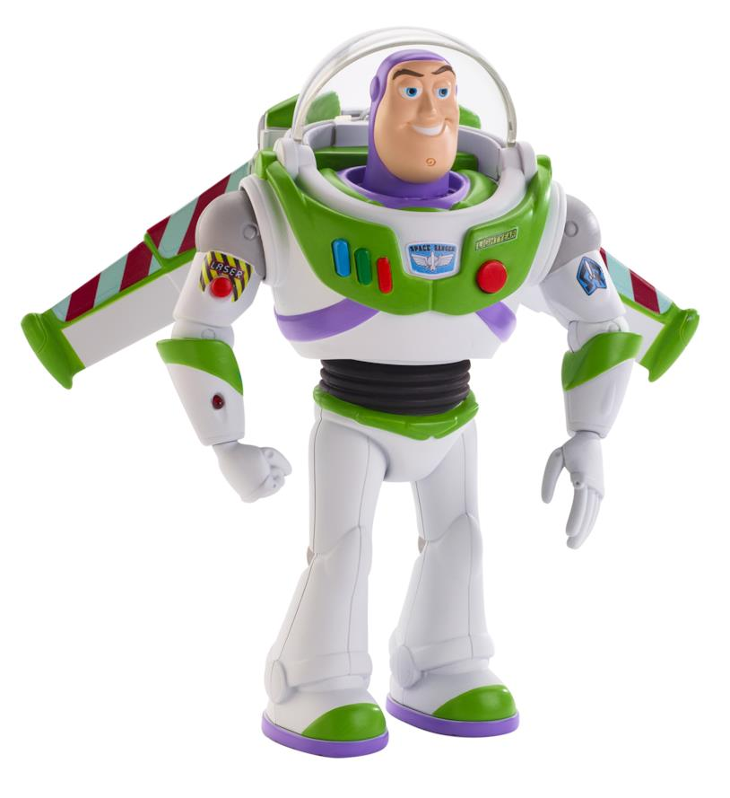 Buzz - Toy Story 4 action figure