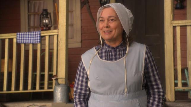 Merrilyn Gann in un episodio di Smallville