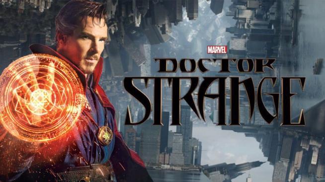 locandina Doctor Strange