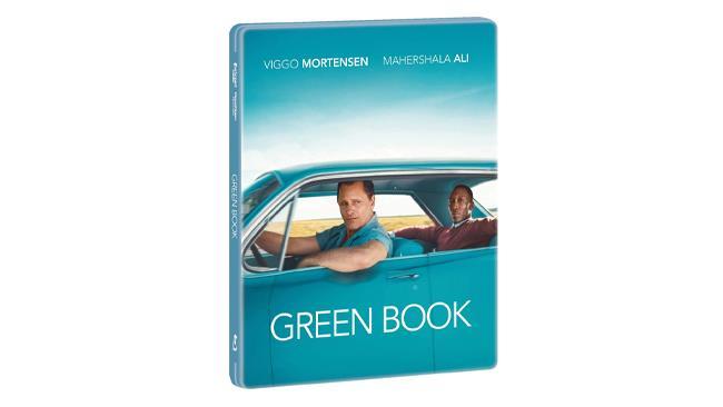Green Book - steelbook da collezione in Blu-ray