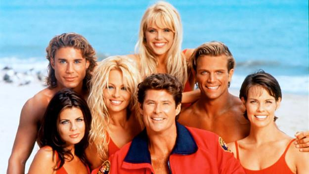 Baywatch: il cast originale della serie TV