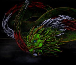 La leggenda dei draghi