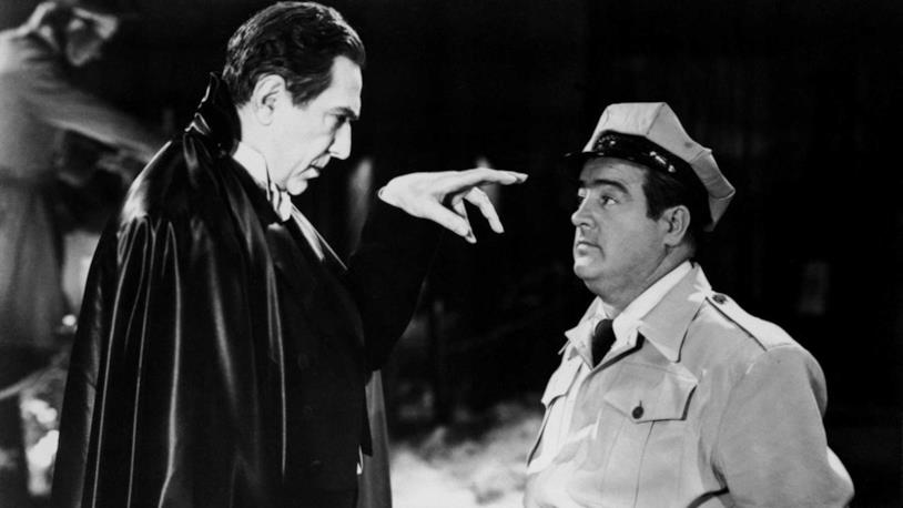 Il Conte Dracula alla prese con Pinotto
