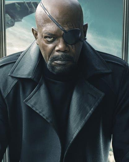 Il personaggio di Nick Fury