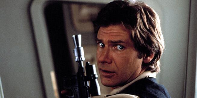Han Solo, personaggio principale della saga di Star Wars