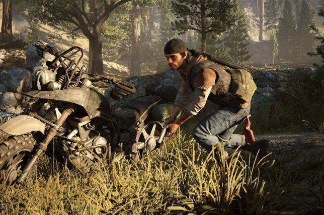Days Gone è il nuovo videogame di Sony e Bend Studio