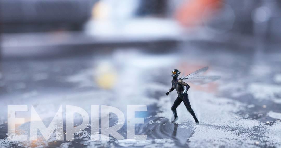 Wasp miniaturizzata