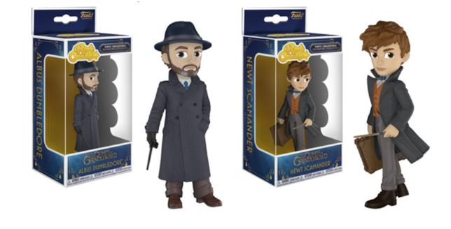 Animali Fantastici: I Crimini di Grindelwald, le action figures