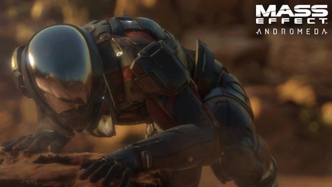 Mass Effect: Andromeda è il quarto capitolo del fortunato franchise BioWare