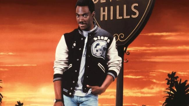 Poster di Beverly Hills Cop