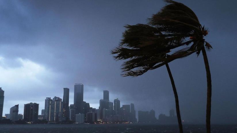 L'uragano Irma che ha devastato la Florida