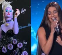 Febbre Disney ad American Idol: Katy Perry è Ursula e Lea Michele canta La Sirenetta