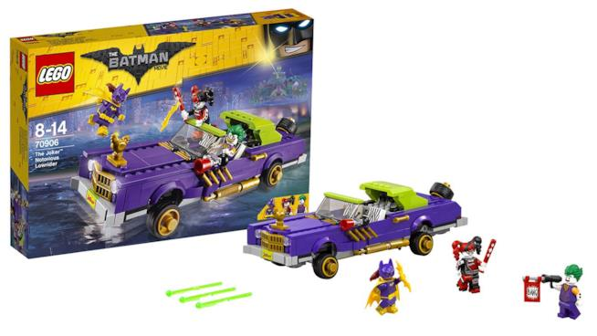 LEGO Batman - la macchina del Joker