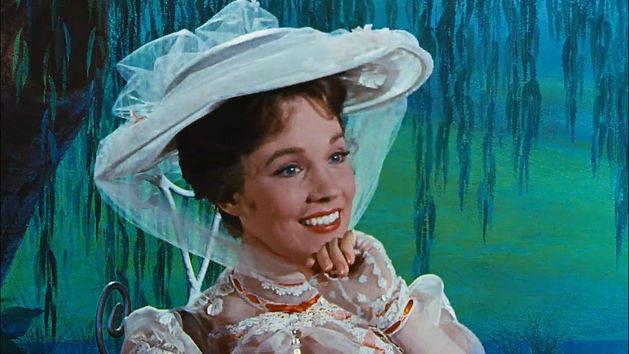 Mary Poppins film Disney 1954