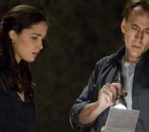 Nicolas Cage e Rose Byrne in Segnali dal futuro