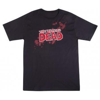 The Walking Dead: t-shirt con il primo logo