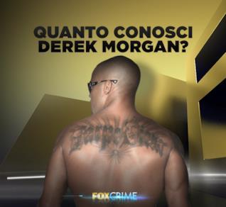 Quanto conosci Derek Morgan?
