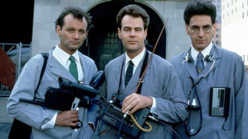 Peter, Ray, Egon: ecco gli originali Acchiappafantasmi