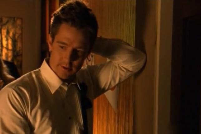 Jason Dohring è Logan Echolls in Veronica Mars